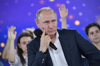 Un parlamentar i-a cerut lui Putin sa pregateasca un raspuns