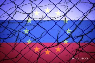 Parlamentul European solicită sancțiuni ale UE mult mai severe împotriva Rusiei