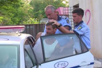Barbatul care ar fi sechestrat-o pe fetita de 9 ani din Galati, arestat. Anchetatorii incearca sa afle daca a fost abuzata