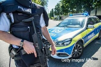 2 persoane au fost ucise, iar alte 3 au fost ranite grav intr-un atac armat intr-un club de noapte. Anuntul politiei germane