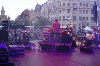 """Timișoara s-a transformat în weekend în capitala jazz-ului: """"E fascinant"""""""