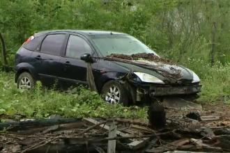 Bilanțul viiturilor în Moldova: 2 persoane au murit, 600 de gospodării au fost distruse