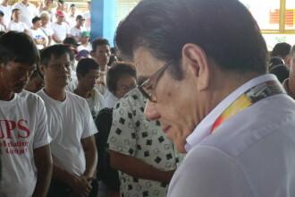 Controversat primar din Filipine, ucis de un lunetist, în timpul unei ceremonii oficiale. VIDEO