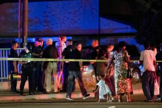 Șase copii și trei adulți, înjunghiați la ziua de naștere a unei fetițe de 3 ani