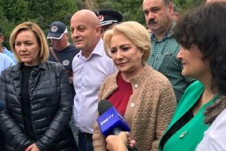 """Dăncilă, în Parlamentul European: """"Acest Guvern a adus o creștere economică, românii îl iubesc"""""""