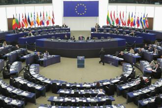 Parlamentul European va adopta o rezoluție privind situația din România. Dăncilă, invitată la dezbatere