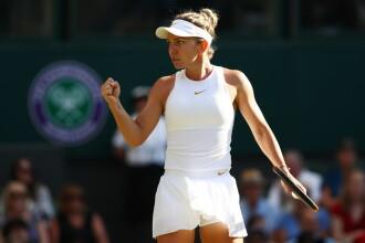 Simona Halep, prima reacţie după eliminarea favoritelor de la Wimbledon