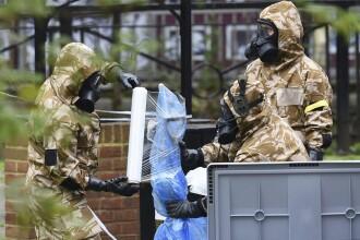 The Times: Cantitatea de Noviciok adusă în UK putea să ucidă 4.000 de persoane