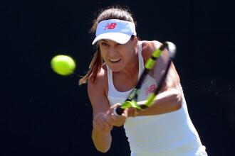Sorana Cîrstea a pierdut finala turneului de la Taşkent