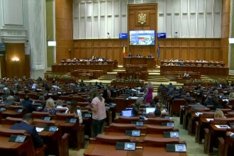 Deputații au adoptat legea privind declasificarea unor protocoale încheiate între instituțiile statului