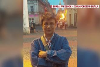 Femeia din Brăila, care îşi promovează cărţile într-o ambulanță, torturată în Capitală. De unde are mașina