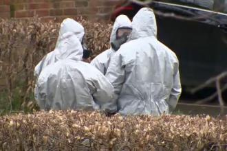 Spioni ruşi, prinşi încercând să intre în laboratorul unde se analiza Noviciok de la Salisbury
