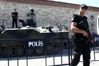 Sute de militari arestaţi în Turcia, într-o nouă operaţiune împotriva