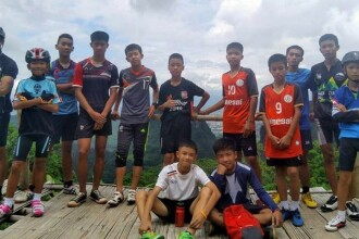 Mărturisirile copiilor salvați din peștera din Thailanda. Ce și-au dorit cel mai mult. VIDEO