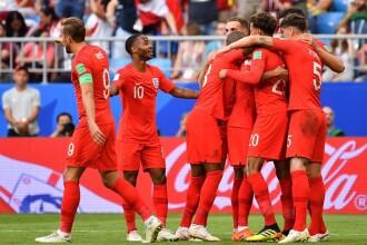 Cupa mondială 2018. Anglia a învins Suedia şi e în semifinale după 28 de ani