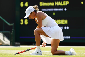 Simona Halep a abandonat în primul tur al turneului WTA de la Beijing