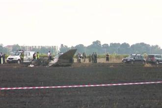 Anchetă în urma prăbușirii avionului MIG, la Fetești. FILMUL evenimentelor soldate cu moartea pilotului