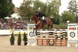 Concurs de echitație lângă Salina Turda. Probele la care au participat cei 200 de cai