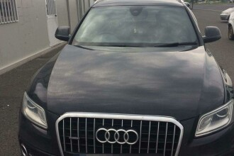 Surpriză uriașă pentru un român care a cumpărat mașina din UK cu 9.500 de euro