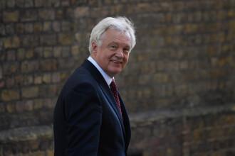 Ministrul britanic pentru Brexit și-a dat demisia. A criticat acordul propus de Theresa May