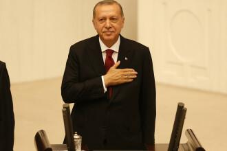 Erdogan capătă puteri sporite, odată cu depunerea jurământului pentru un nou mandat de președinte