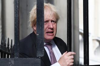 Urlete și scandal în casa politicianului Boris Johnson. Poliția a intervenit