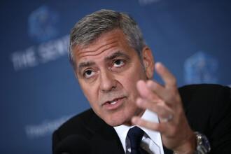 George Clooney afirmă că Meghan Markle este hărţuită de presă la fel ca prinţesa Diana