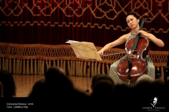 Concursul Enescu 2018 se deschide cu singurul triplu concert, sub bagheta dirijorului Gabriel Bebeșelea