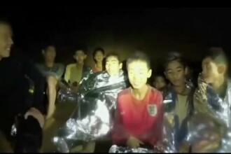 Ce s-a întâmplat în peștera din Thailanda după ce au fost scoși cei 12 băieți și antrenorul lor