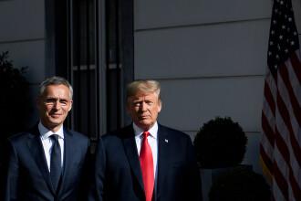 Reuters, despre paradoxul NATO: Uniți împotriva Rusiei, divizați de Trump