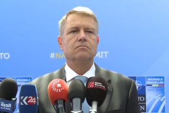 Iohannis, întâlnire cu liderii PNL. Despre ce au discutat