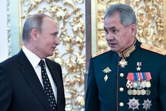 Ministrul apărării rus: SUA şi NATO şi-au înghesuit bazele la graniţele Rusiei