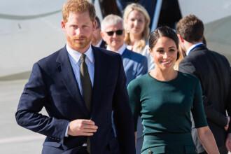 Prințul Harry și Meghan Markle, prima vizită în Irlanda. Ținutele cu care a impresionat ducesa