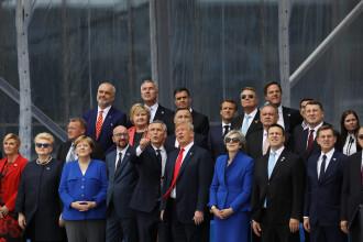 """Donald Trump: """"Germania este prizoniera Rusiei"""". Reacția Angelei Merkel"""