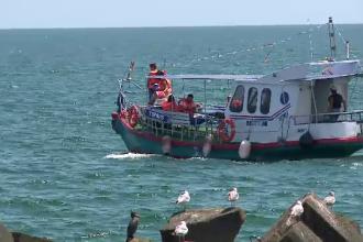 O ambarcaţiune a dispărut în Marea Neagră. Garda de Coastă o caută de peste 10 ore