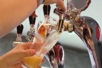 Berea artizanală, tot mai populară printre români chiar dacă prețurile sunt ridicate