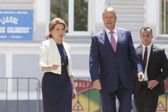 Iohannis şi Kovesi, la recepția de la Ambasada Franței. Dragnea și Dăncilă, absenți