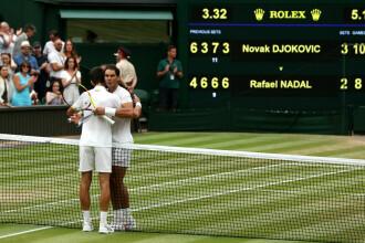 Novak Djokovic, în finala Wimbledon după ce l-a învins dramatic pe Rafael Nadal