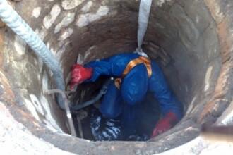 Cadavru fără cap găsit într-o fântână din Neamț. Povestea din spatele macabrei descoperiri