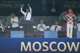 Reacția lui Emmanuel Macron, după ce Franța a câștigat Cupa Mondială