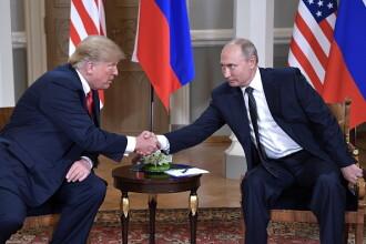 A doua întâlnire Trump-Putin, amânată. Casa Albă dă vina pe