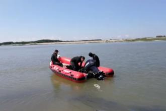 Un tată a șapte copii, dat dispărut în râul Olt. Când a fost dată alerta