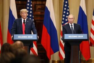 """Concluziile întâlnirii dintre Vladimir Putin și Donald Trump. """"Mi-am dorit ca Trump să câștige alegerile"""""""