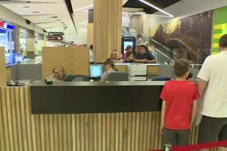 MAI a mutat sediile pentru pașapoarte din Amzei și Pipera într-un mall din sectorul 3