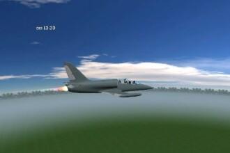ANIMAȚIE GRAFICĂ. Starea piloților care s-au prăbușit cu avionul IAR 99 în Bacău. Ce spun martorii