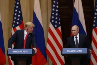 Kremlinul, reticent faţă de un summit Putin - Trump: