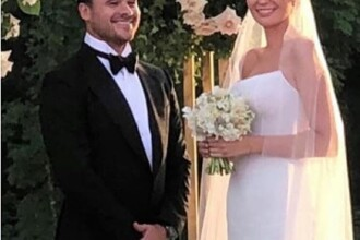 Cu cine s-a căsătorit artistul Emin Agaralov, fiul unui oligarh. Trump a apărut în videoclipul său