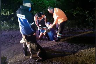 Câinele care a păzit un biciclist accidentat pe munte a fost adoptat