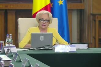 """Viorica Dăncilă, despre remaniere: """"Fiecare ministru nu va fi evaluat în ceea ce priveşte persoana"""""""