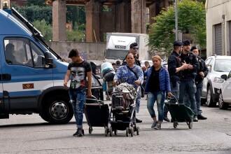 """Primăria din Roma oferă bani romilor care se întorc în România. """"Ne căutăm locuri de muncă acasă"""""""